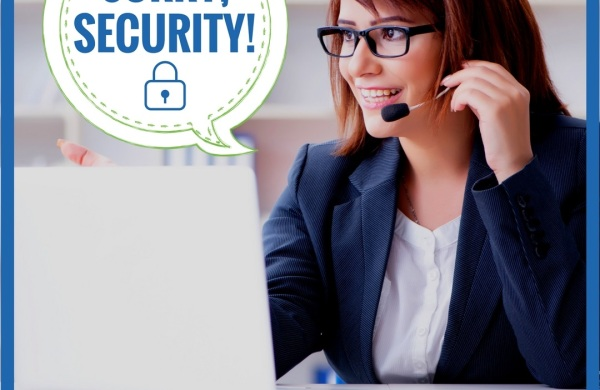It's OK to blame it on security training