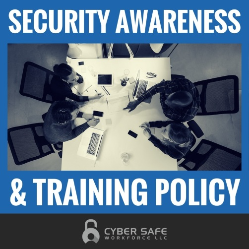 seurity awareness and training policy