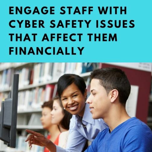 Engage staff