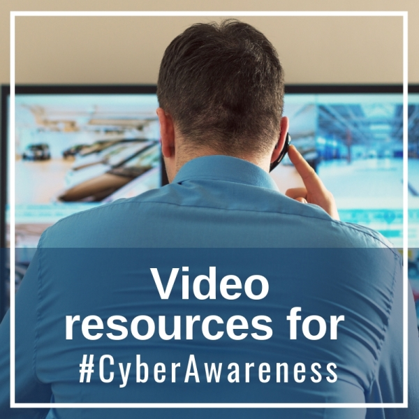 Cyber awareness video resources