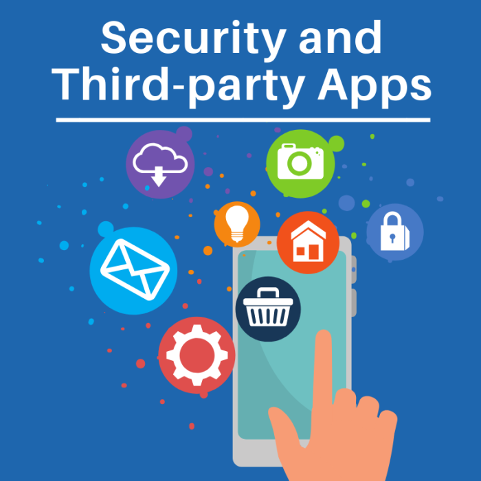 Security and Third-party Apps