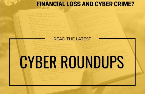 Read the latest Cyber Roundups