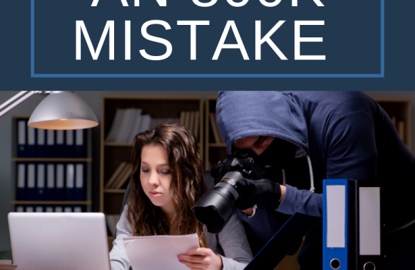 An 800k mistake