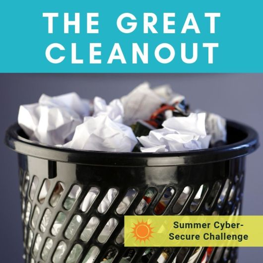 The great cleanout