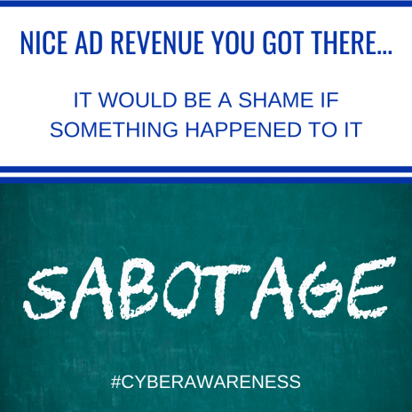 Cyber Sabotage