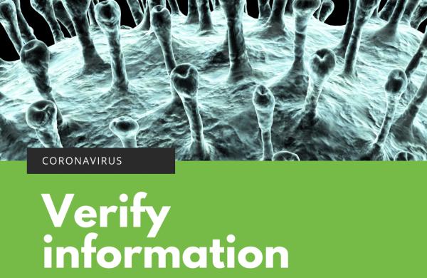 Verify information source
