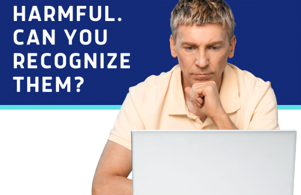 Can you recognize harmful emails?