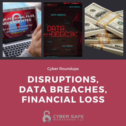 Cyber roundups